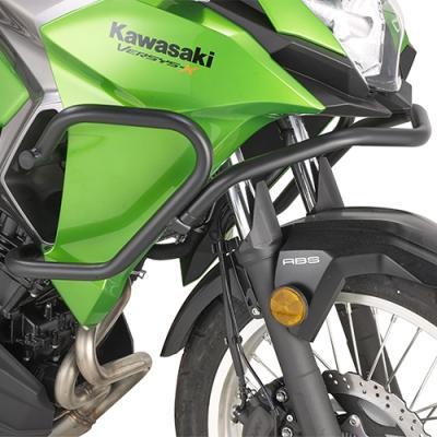 Pare-carter Kappa Kawasaki 300 Versys X 17-18 noir