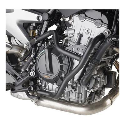 Pare-carter Kappa KTM 790 Duke 18-20 noir