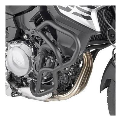 Pare-carters acier Givi BMW F 850GS 18-21 noir