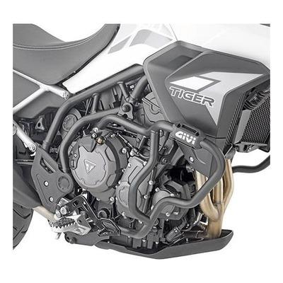 Pare-carters acier Givi Triumph 900 Tiger 2020 noir