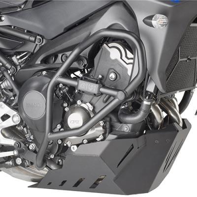 Pare-carters acier Givi Yamaha 900 Tracer 2019 noir