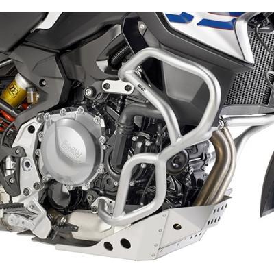 Pare-carters Givi BMW F 750GS 18-20 inox