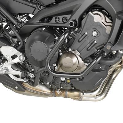 Pare-carters Givi Moto Yamaha MT-09 17-18 noir