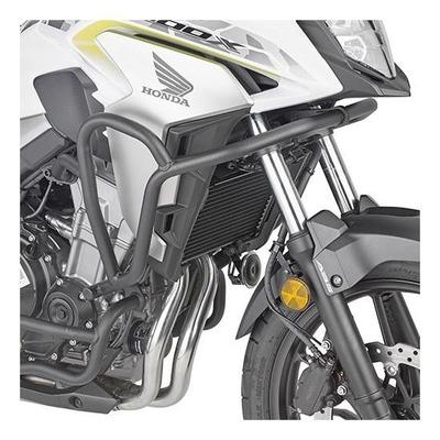 Pare-carters haut Givi Honda CB 500X 19-20 noir
