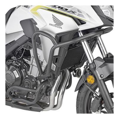 Pare-carters hauts Kappa Honda CB 500X 2019 noir