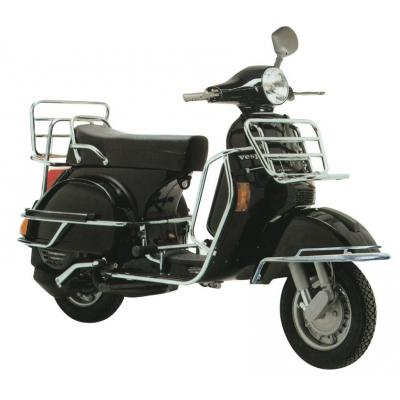 Pare jambes Logoscooter Traveller Vespa PX