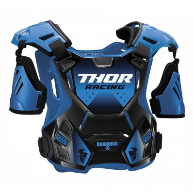 Pare-pierre Thor Guardian Deflector noir/bleu