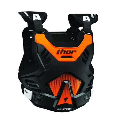 Pare-pierre Thor SENTINEL GP noir/orange