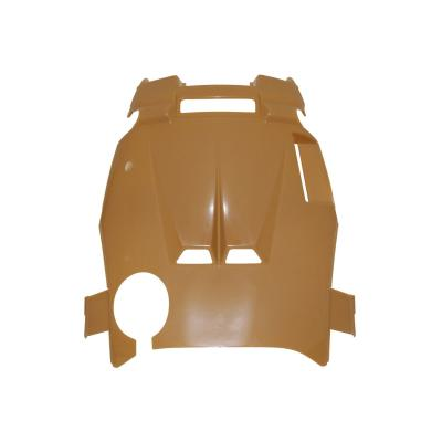 Passage de roue à peindre adaptable Nitro/Aerox