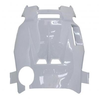 Passage de roue blanc brillant adaptable Nitro/Aerox
