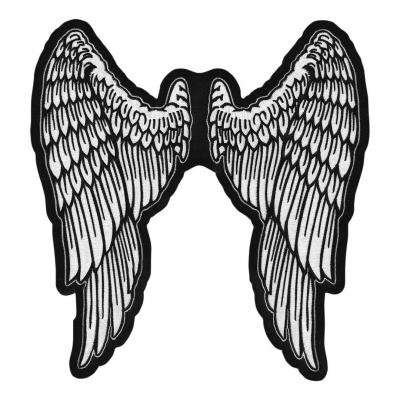 Patch Lethal Threat Angel Wings