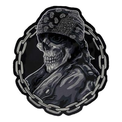 Patch Lethal Threat Biker from hell