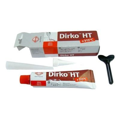 Pâte à joints Elring DIRKO rouge résistance -60°C à +315°C