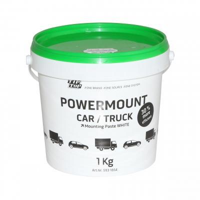 Pâte pour montage pneu Tip Top Powerpoint blanche 1 Kg