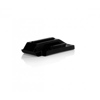 Patin de remplacement Acerbis pour guide chaîne Acerbis noir