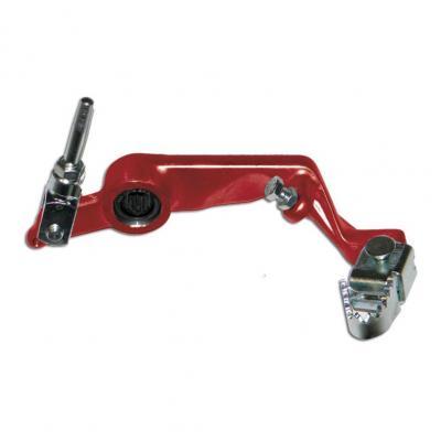 Pédale de frein rouge Beta Evo 2008-13