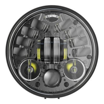 Phare JW Speaker modèle 8691 Ø14,5 cm Headlights 1150 lumens patte de fixation noir
