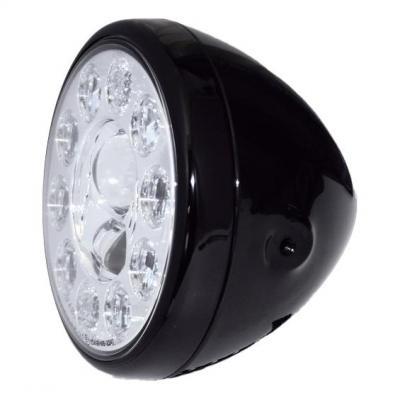 Phare LED Highsider Reno fixations latérales noir