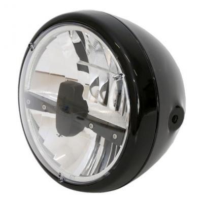Phare LED Highsider Reno type 3 fixations latérales noir