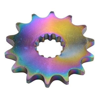 Pignon de sortie de boîte Doppler néochrome 428 14 dents moteur AM6