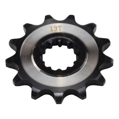 Pignon de sortie de boîte Doppler noir 420 13 dents moteur AM6