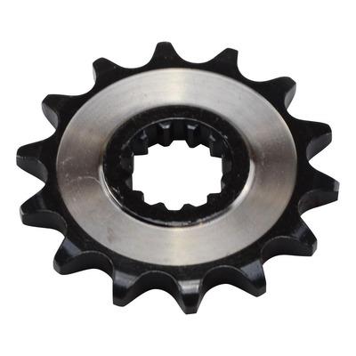 Pignon de sortie de boîte Doppler noir 420 14 dents moteur AM6