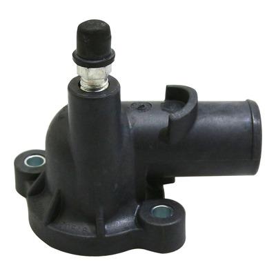 Pipe d'eau boîtier calorstat thermostat 875106 pour Piaggio 125 MP3 / Gilera 125 Nexus / Aprilia 125