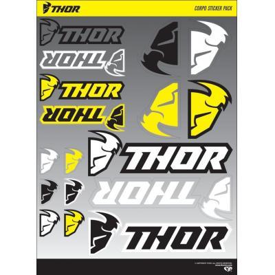 Planche autocollants Thor Corporate 33x24cm