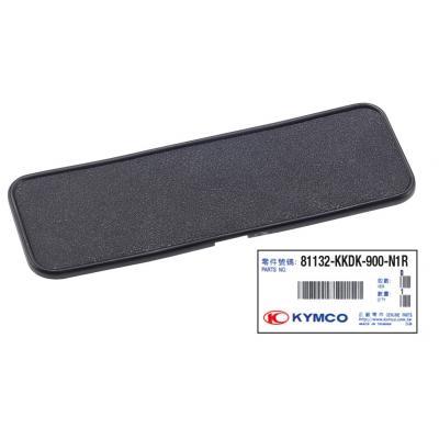 Plaque cache numéro Kymco Vitality 2004-09 81132-KKDK-900-N1R