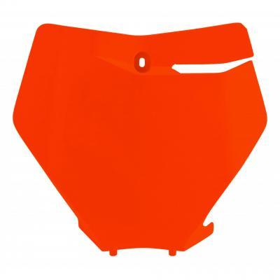 Plaque de numéro frontale Acerbis KTM 125 SX 19-21 (orange 16)