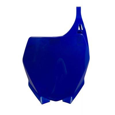 Plaque de numéro frontale Acerbis Yamaha 125/250 YZ 06-14 bleu