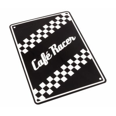 Plaque de parking Cafe Racer