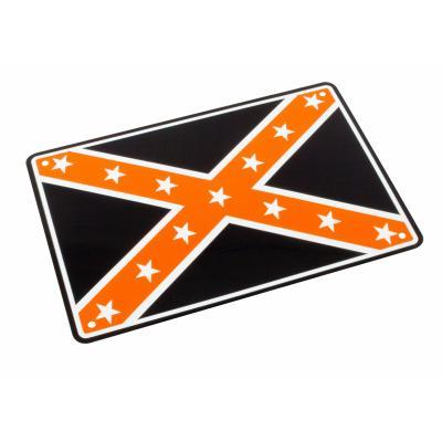 Plaque de parking Confederate