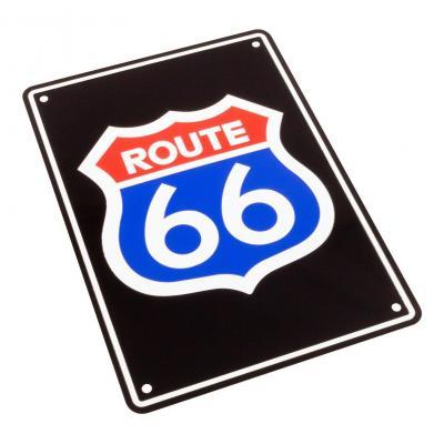 Plaque de parking Route 66