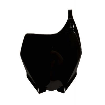 Plaque numéro frontale Acerbis Yamaha 125/250 YZ 06-14 noir