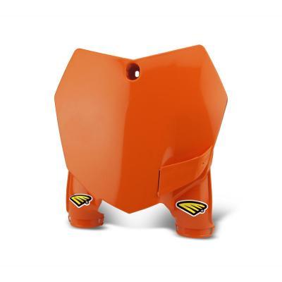 Plaque numéro frontale Cycra Stadium KTM orange
