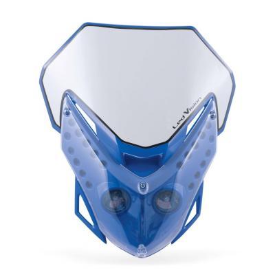 Plaque phare Acerbis Led Vision bleu