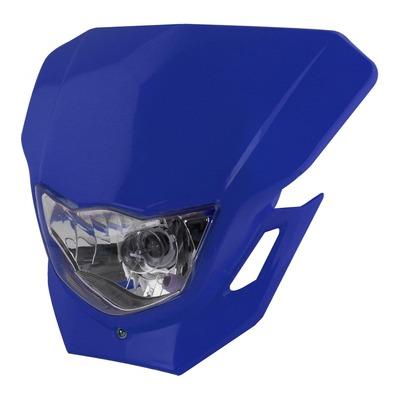 Plaque phare Bike Tek bleue