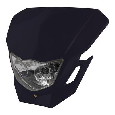 Plaque phare Bike Tek noire