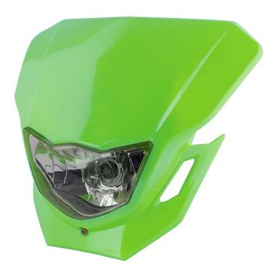 Plaque phare Bike Tek verte
