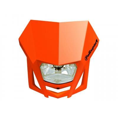 Plaque phare Polisport LMX orange