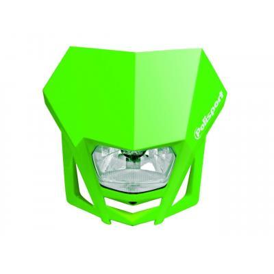 Plaque phare Polisport LMX vert