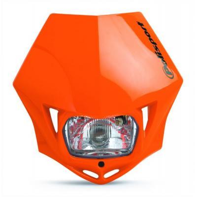 Plaque phare Polisport MMX Orange KTM