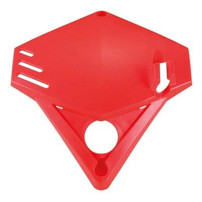 Plaque phare rouge pour trial Beta Evo 2T 2015 007432401097