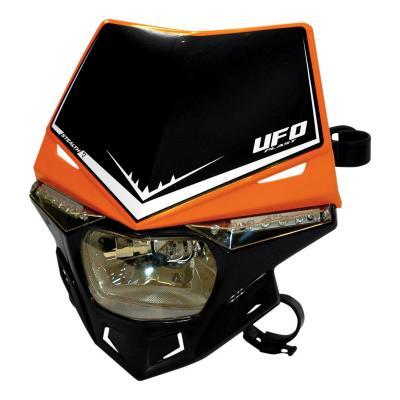 Plaque phare UFO Stealth Dual orange