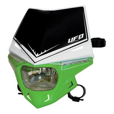 Plaque phare UFO Stealth Dual vert