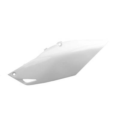 Plaques latérales Polisport Honda CRF 450R 13-16 blanc
