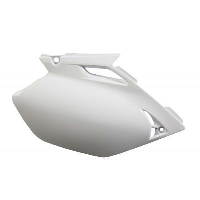 Plaques numéro latérales Acerbis Yamaha 450 YZF 03-05 blanc (paire)