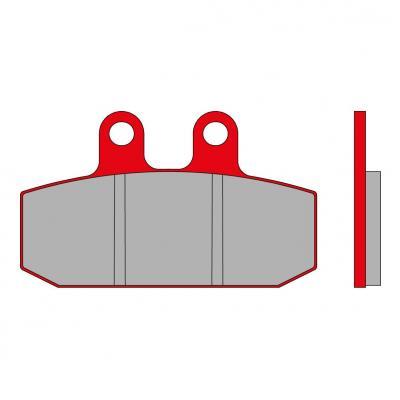 Plaquette de frein Malossi MHR Scarabeo/Sportcity