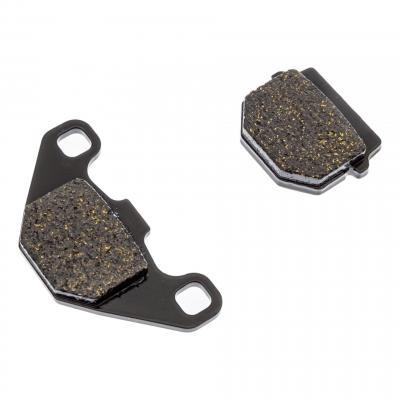 Plaquettes de frein Brembo 07026CC carbone céramique avant